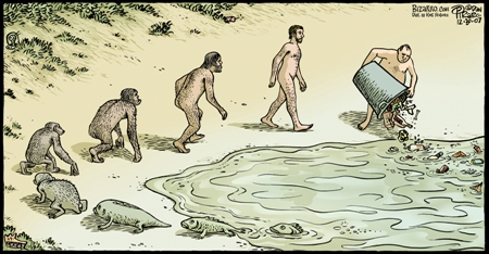 The Picture Jokes thread Bizarro-evolution